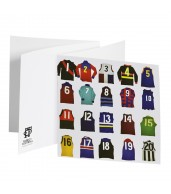 Greeting Card - Jumper Line Up