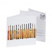 Greeting Card - Bat Line Up