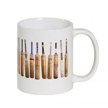 Bat Line Up Coffee Mug