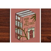 Art Print - Pride And Prejudice