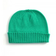 Ike Merino Wool Kids Beanie - Mint