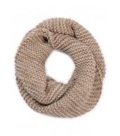 Greta Merino Wool Scarf  - Wheat