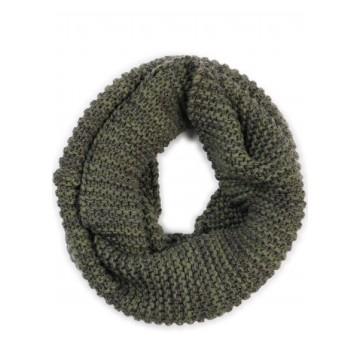 Greta Merino Wool Scarf  - Fern