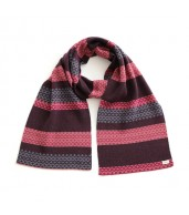 Isla Merino Wool Scarf  - Fig