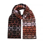 Kennedy Merino Wool Scarf  - Clay