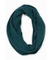 Jasmine Infinity Merino Wool Scarf  - Caribbean